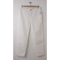 NEW Gap Broken-In Straight Khaki Pants in New Off White