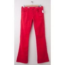NEW Gap 1969 Skinny Boot Corduroy Pants in Cheer