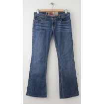 Hollister Flare Jeans Women's 5R - Regular (hemmed)