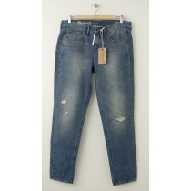 NEW Madewell Boy Jean in Riding Spur
