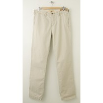NEW Hollister Skinny Chinos Pants in Beige Men's 32 x 32