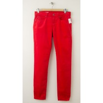 NEW Gap 1969 Legging Jean Corduroy Pants in New Vermillion