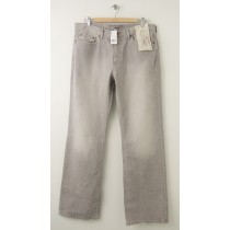 NEW Banana Republic Straight Fit Men's Jeans in Washed Grey