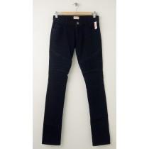 NEW Recession Denim Moto V3 Ribbed Denim Jeans Women's 25