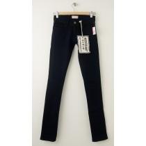 NEW Recession Denim Skinny Jeans in Black Women's W24 L33