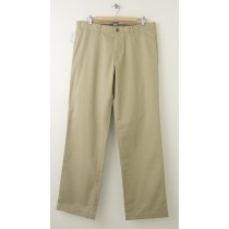 NEW Gap Men's Wrinkle Resistant Relaxed Fit Classic Khaki Pants