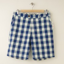NEW Old Navy Bermuda Shorts in Plaid