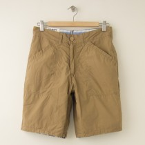 NEW Old Navy Reversible Shorts in Tan Men's 28