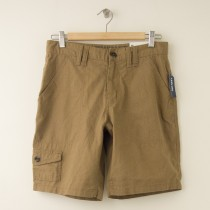 NEW Old Navy Linen Blend Camp Shorts in Toasty Men's 29
