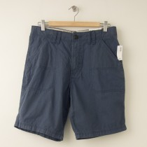 NEW Old Navy Field Scout Shorts in Sunken Ship Men's 31