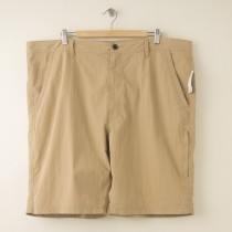 NEW Old Navy Lightweight Shorts in Khaki Men's 46