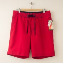 NEW Old Navy Board Short Swim Trunks in Red Men's M - Medium
