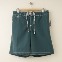 NEW Old Navy Board Short Swim Trunks in Green Men's M - Medium