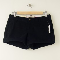 "NEW Old Navy 3.5"" Perfect Shorts in Black"