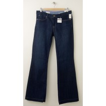 NEW Gap 1969 Long & Lean Jeans in Dark Wash