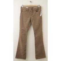 NEW Gap 1969 Skinny Boot Corduroy Pants in Fall Beige