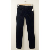 NEW Gap 1969 Legging Jean Corduroy Pants in True Black