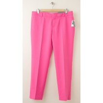 NEW Gap Slim Cropped Pants in French Pink