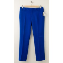 NEW Gap Slim Cropped Pants in Active Blue