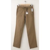 NEW Gap 1969 Slim Fit Denim Washed Khaki Jeans in Beechwood  28 x 30