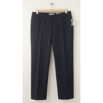 NEW Gap Slim Cropped Pants in Mini Houndstooth