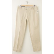 NEW Gap Slim Cropped Pants in Bedrock