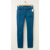 NEW Gap 1969 Legging Jean Corduroy Pants in Clear Lake