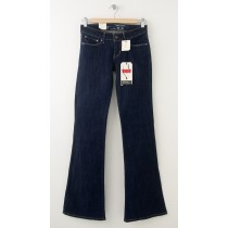 NEW Levi's Demi Curve Flare Jeans Women's 24 x 32
