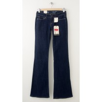 NEW Levi's Slight Curve Modern Rise  Flare Jeans Women's 24 x 32