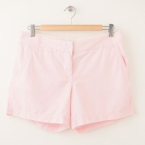 J. Crew Striped Shorts Women's 6