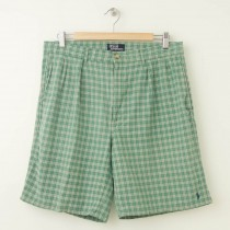 Polo by Ralph Lauren Plaid Shorts Men's 33