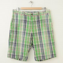 Polo by Ralph Lauren Plaid Shorts Men's 34