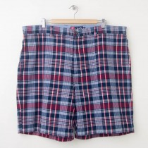 Chaps Plaid Madras Shorts Men's 42