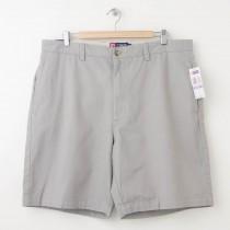 Chaps Flat Front Chino Shorts Men's 38