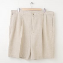 Jos A Bank Travelers Collection Linen Shorts Men's 40