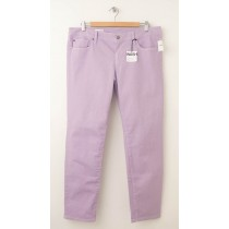 NEW Gap 1969 Always Skinny Skimmer Jeans in Orchid Frost