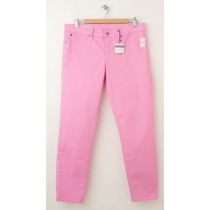 NEW Gap 1969 Legging Skimmer Jeans in Sugar Pink