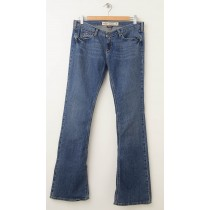 Hollister Cali Flare Jeans Women's 5S - Short