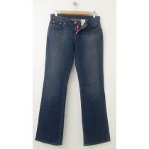 Lucky Brand Mid Rise Flare Jeans Women's 6/28 Regular