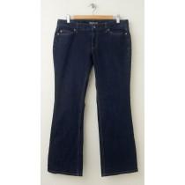 Ann Taylor Curvy Fit Jeans Women's 12P - Petite