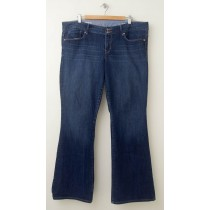 Gap 1969 Perfect Boot Jeans Women's 34/18r - Regular