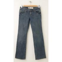 Ann Taylor Loft Slim Boot Jeans Women's 00P - Petite