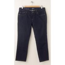 Ann Taylor Loft Modern Crop Jeans Women's 28/6