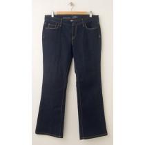 Ann Taylor Loft Original Boot Jeans Women's 10 (hemmed)