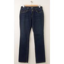 Ann Taylor Loft Curvy Straight Jeans Women's 4