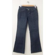 Express X2 W10 Flare Leg Jeans Women's 4S - Short