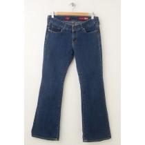 Express X2 W10 Flare Jeans Women's 4S - Short