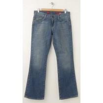 Express X2 W31 Boot Cut Jeans Women's 4S - Short