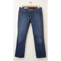 Express X2 Slim W10 Low Rise Ankle Length Jeans Women's 6