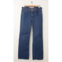 Express Precision Fit Low Rise Boot Cut Jeans Women's 5/6R - Regular